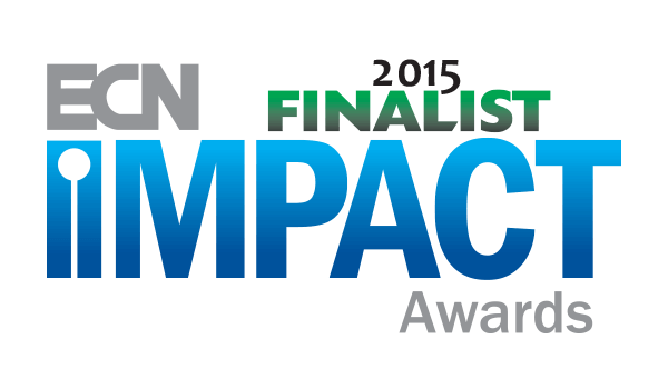 CUI Shortlisted for Two 2015 ECN Impact Awards