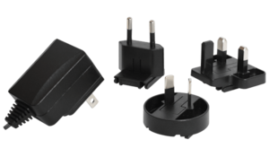 Next-Generation 6 W Multi-Blade Power Adapter Boasts Ultra-Compact Package
